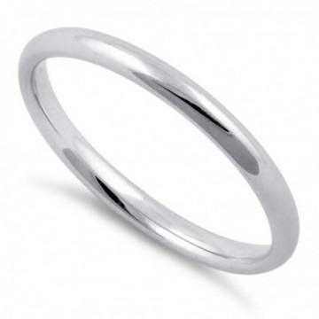 Handmade Plain Band Ring
