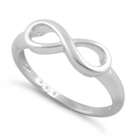 Handmade Designer Infinity Ring