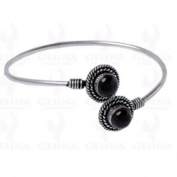 Elegant style Black Onyx Gemstone Bangle