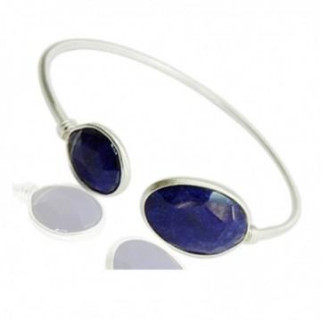 Amazing design Lapis Lazuli Gemstone Bangle