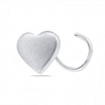 Artisan Crafted  Gemstone Nose Pin