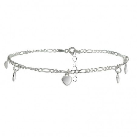 Exclusive Heart Anklet