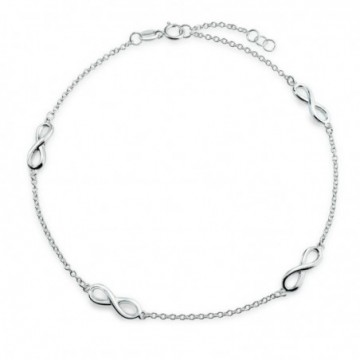 Lovely Style Infinity Anklet