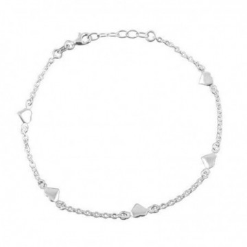 Wonderful Heart Anklet