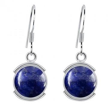 Best Quality Lapis Lazuli Gemstone Dangle Drop Earrings