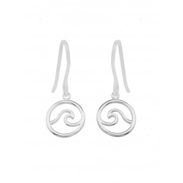 Beautiful Plain Dangle Earrings