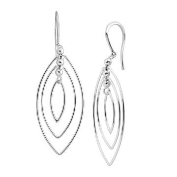 Elegant style Plain Dangle Earrings
