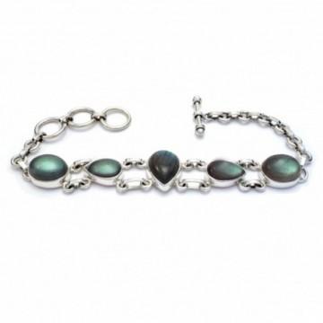 Artisan Crafted Labradorite Gemstone  Bracelets