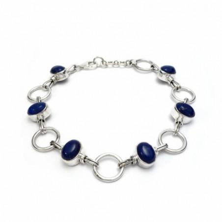 Handcrafted Lapis Lazuli Gemstone  Bracelets