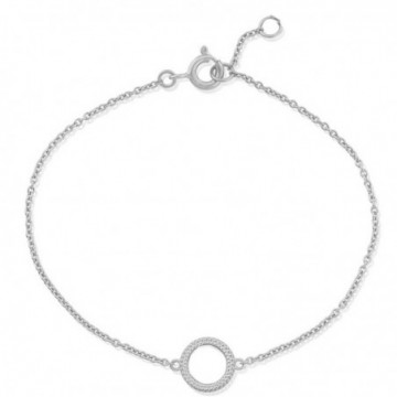 Beautiful Single Round Ring Plain Bracelets