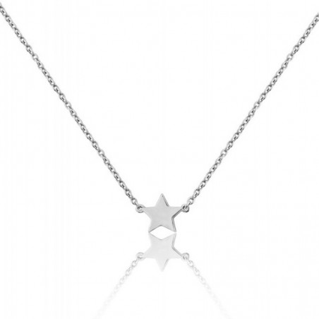Beautiful Handmade Star Plain Necklace