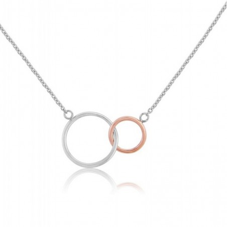 Artisan Crafted Handmade Jump Ring Plain Necklace