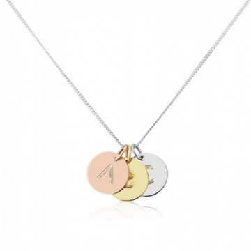 Elegant style Coin Plain Necklace