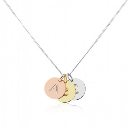 Elegant style Coin Plain Necklace