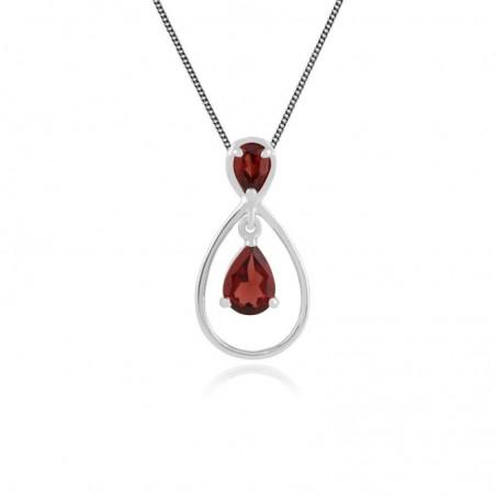 Exclusive Garnet Gemstone Necklaces