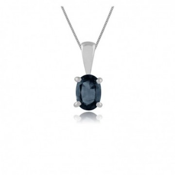 Amazing Design Iolite Gemstone Necklace