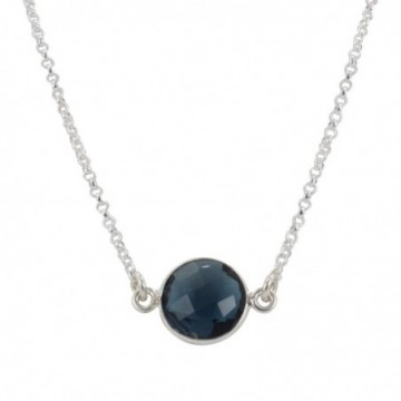 Exclusive Landan Beauty Quartz Gemstone Necklace