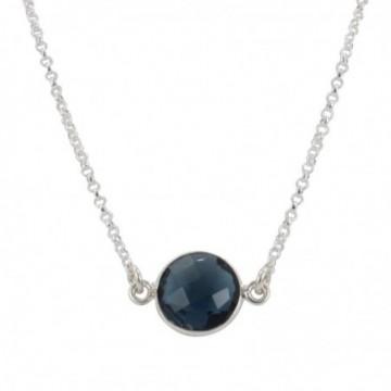 Exclusive Landan Beauty Quartz Gemstone Necklace