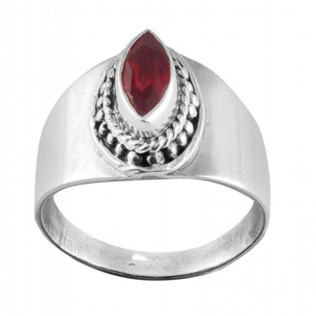 Wonderful Garnet Gemstone Rings