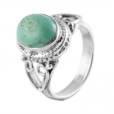 Beautiful Turquoise Gemstone Rings