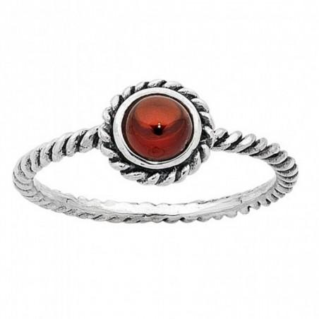 Beautiful Garnet Gemstone Rings