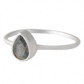 Artisan Crafted Labradorite Gemstone Rings