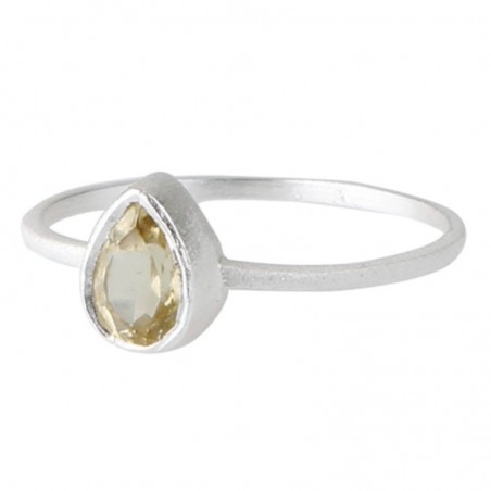 Wonderful Citrine Gemstone Rings