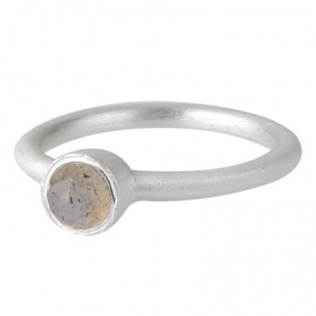 Artisan Crafted Labradorite Gemstone Rings