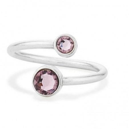 Wonderful Pink Topaz Gemstone Rings