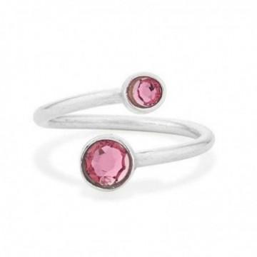 Elegant style Garnet Gemstone Rings
