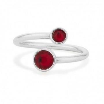 Handmade Garnet Gemstone Rings