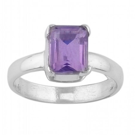 Wonderful Amethyst Gemstone Rings