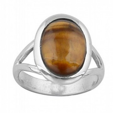 Exclusive Tiger Eye Gemstone Rings