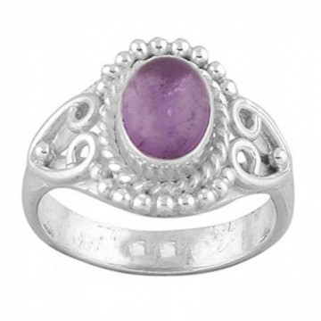 Wonderful Amethyst Gemstone Rings