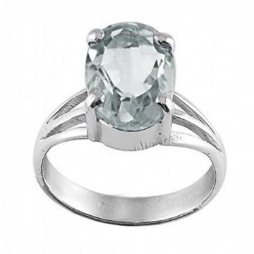 Exclusive Green Amethyst Gemstone Rings