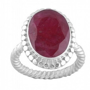 Wonderful Ruby Gemstone Rings